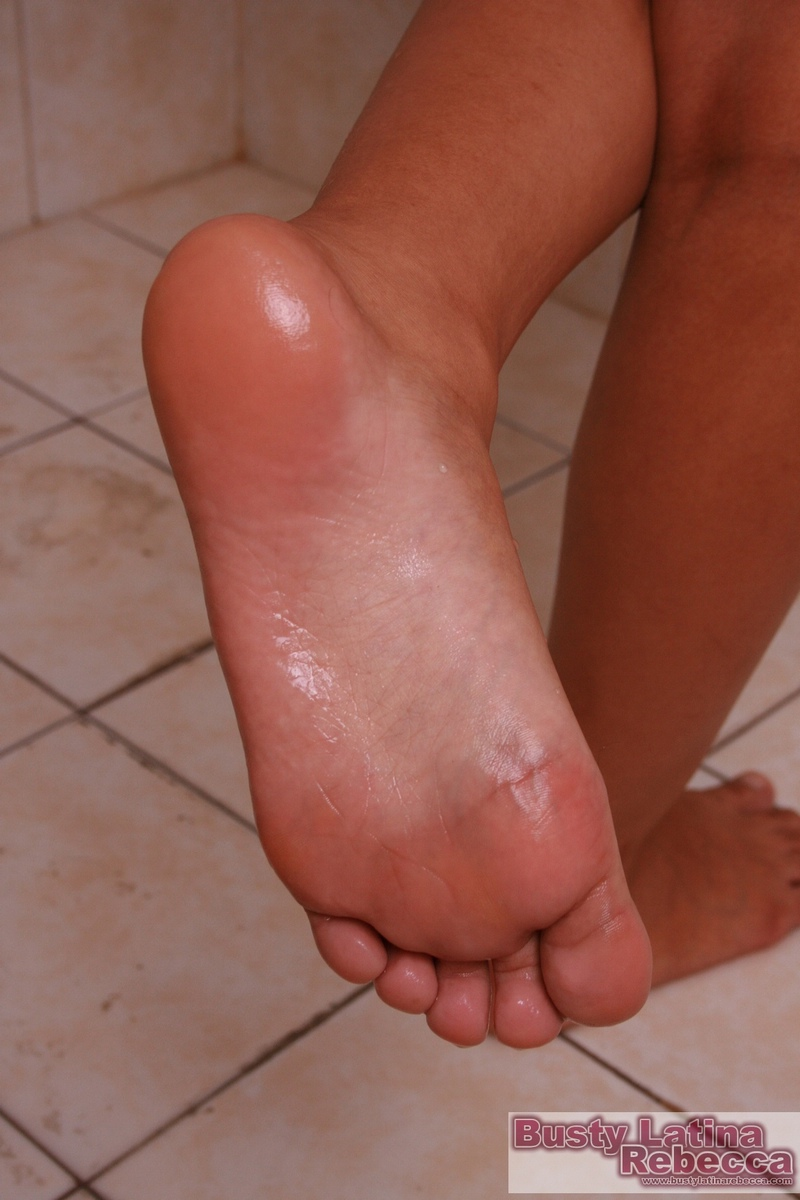 Nice thanks Fetish foot latina